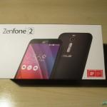 Verpackung Zenfone 2