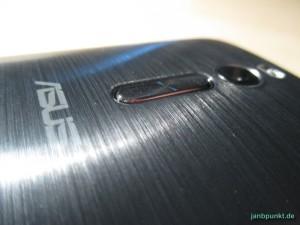 CloseUp Zenfone 2