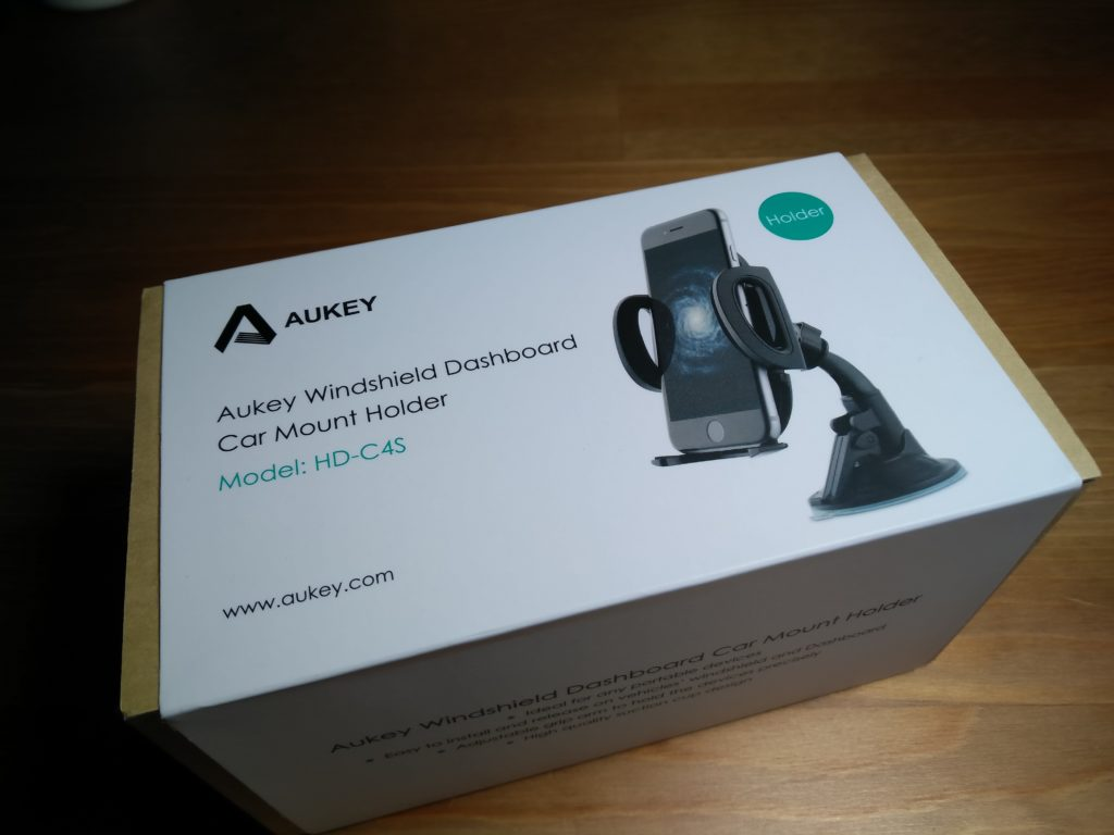 AUKEY HD-C4S Verpackung