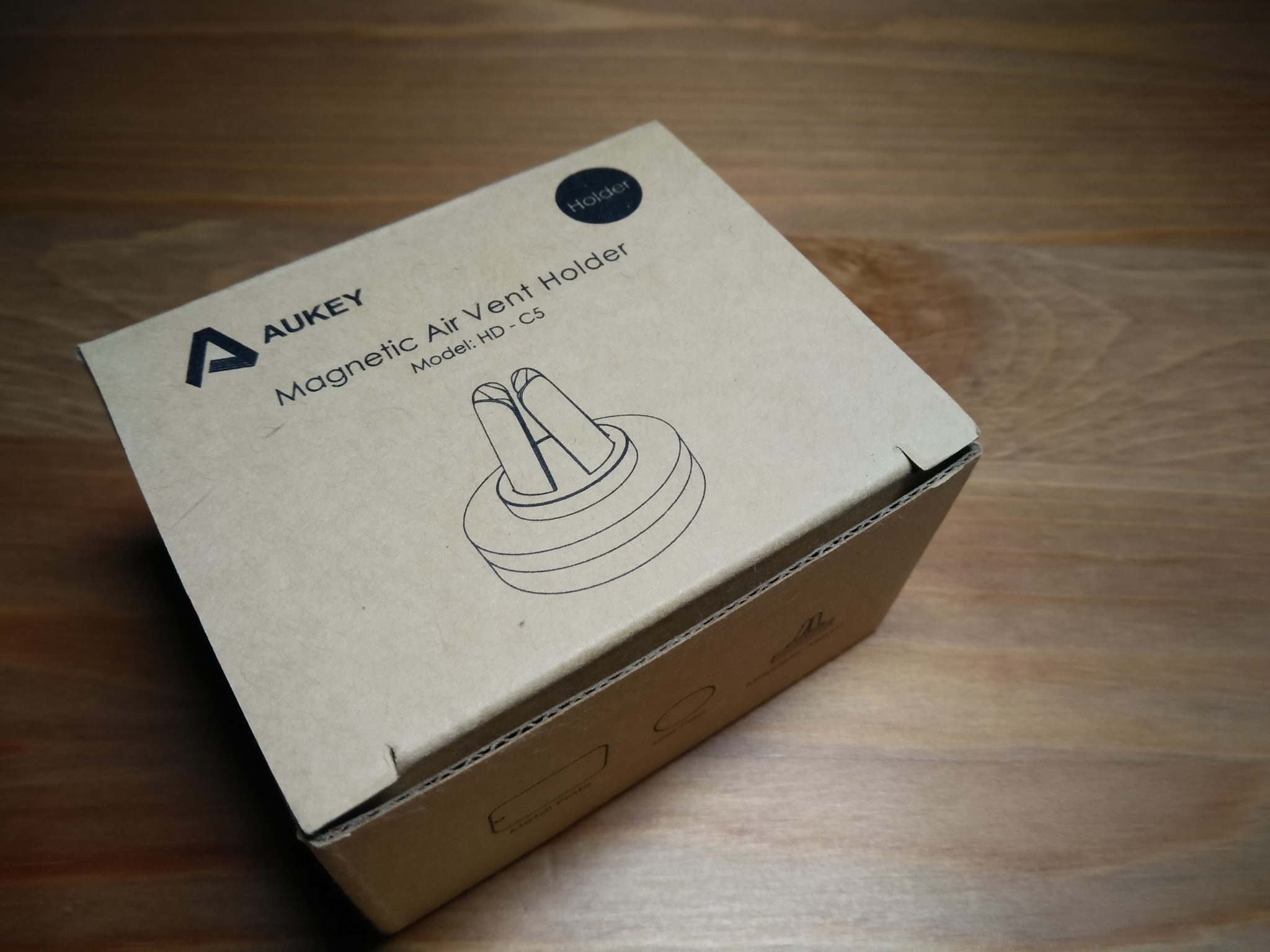 AUKEY HD-C5 Verpackung