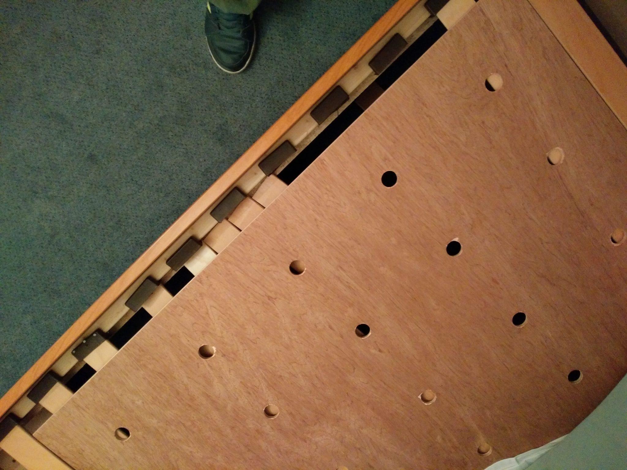 Lattenplatten