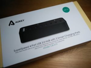 AUKEY CB-H19 Verpackung
