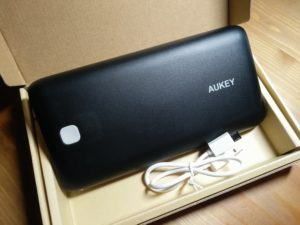 AUKEY PB-N15 Lieferumfang