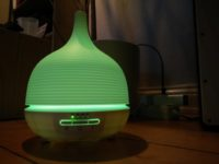 Getestet: AUKEY Aroma Diffuser BE-A5