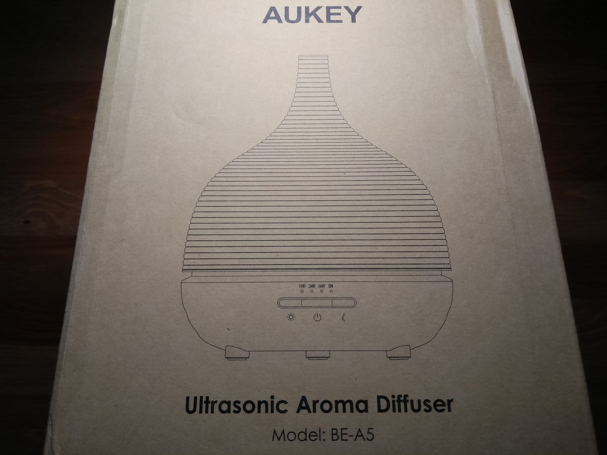 AUKEY BE-A5 Verpackung