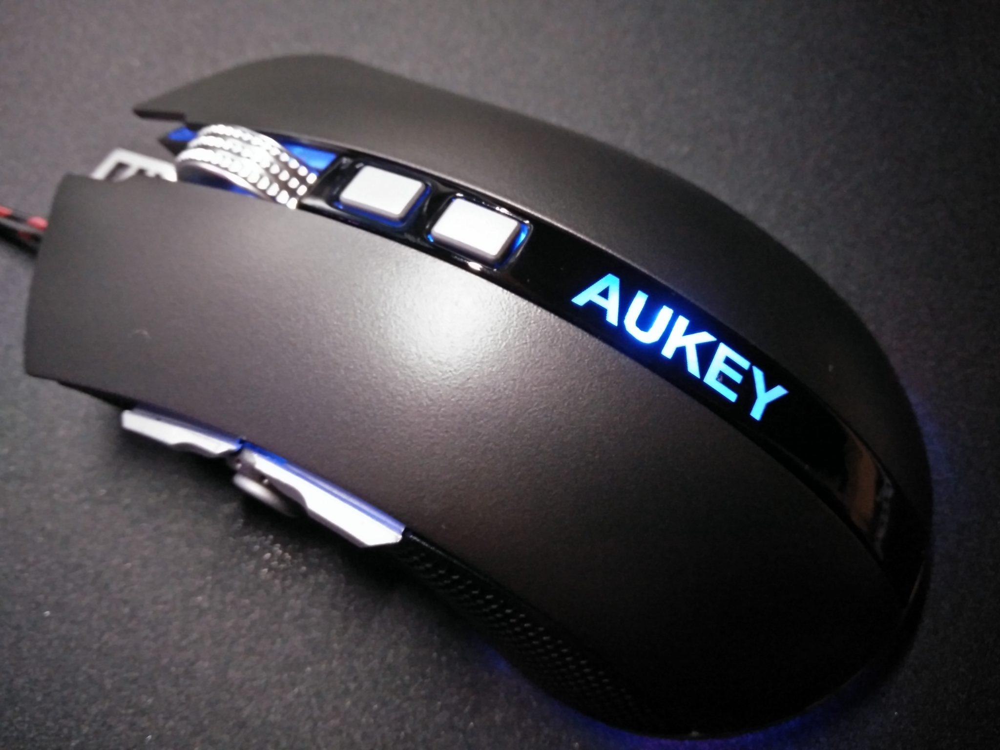 Getestet: AUKEY Gaming-Maus KM-C4