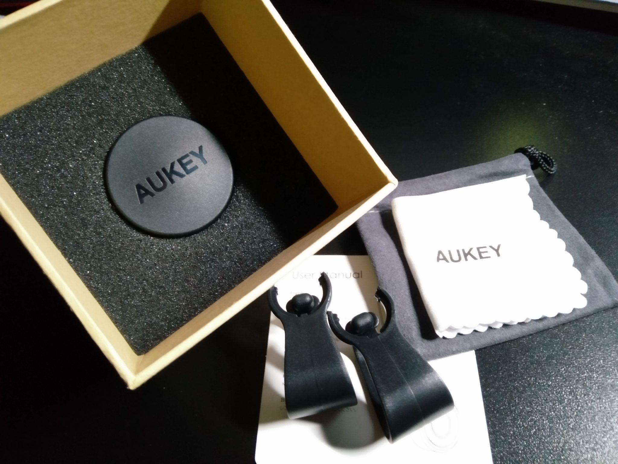 AUKEY PL-WD02 Lieferumfang