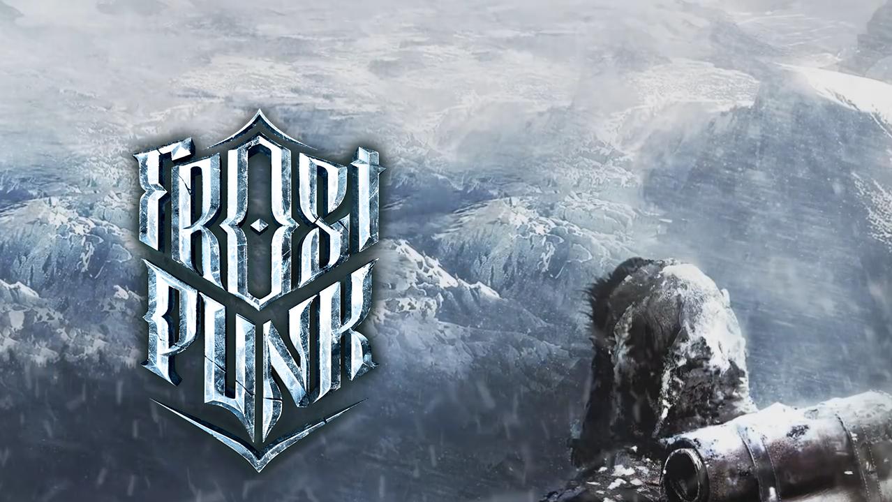 """Frostpunk – Neuer Trailer """"Whiteout"""""""