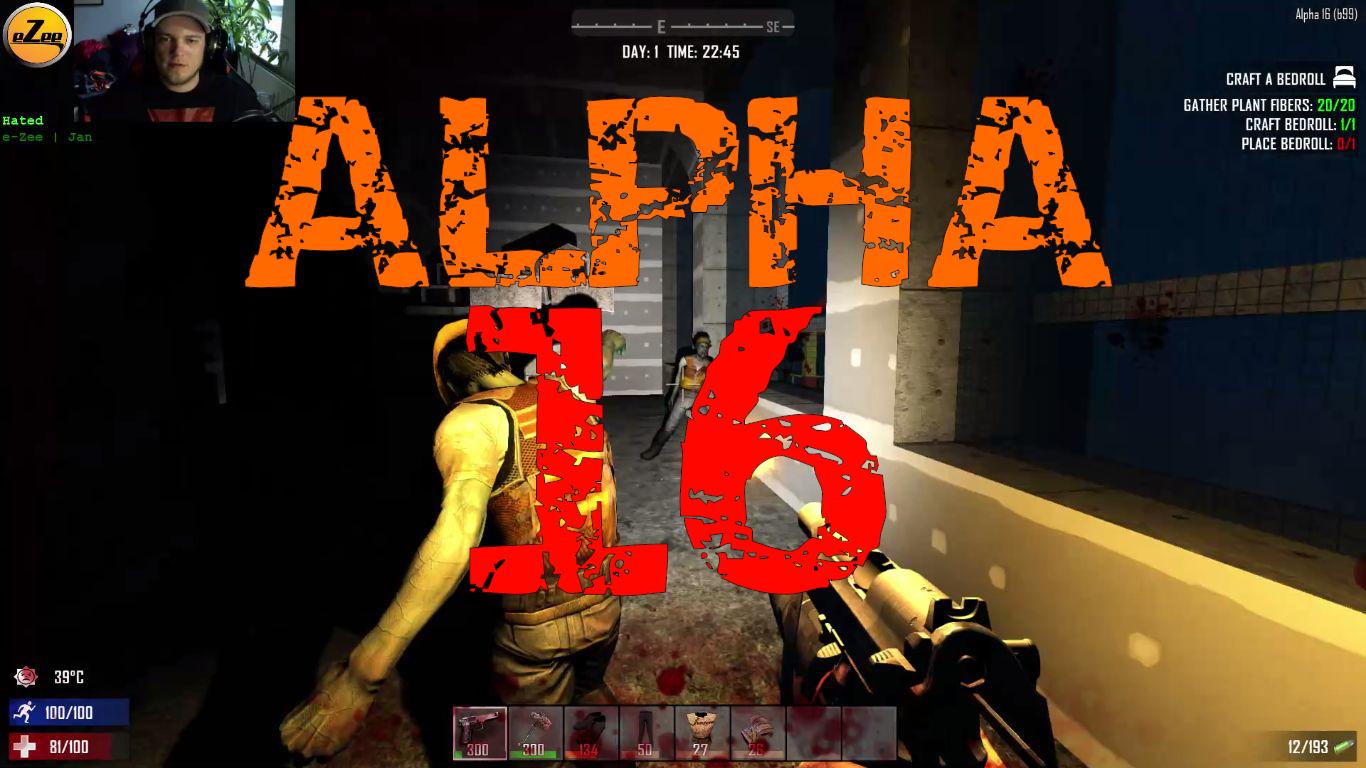 7 Days to Die – Alpha 16 ist offiziell freigegeben