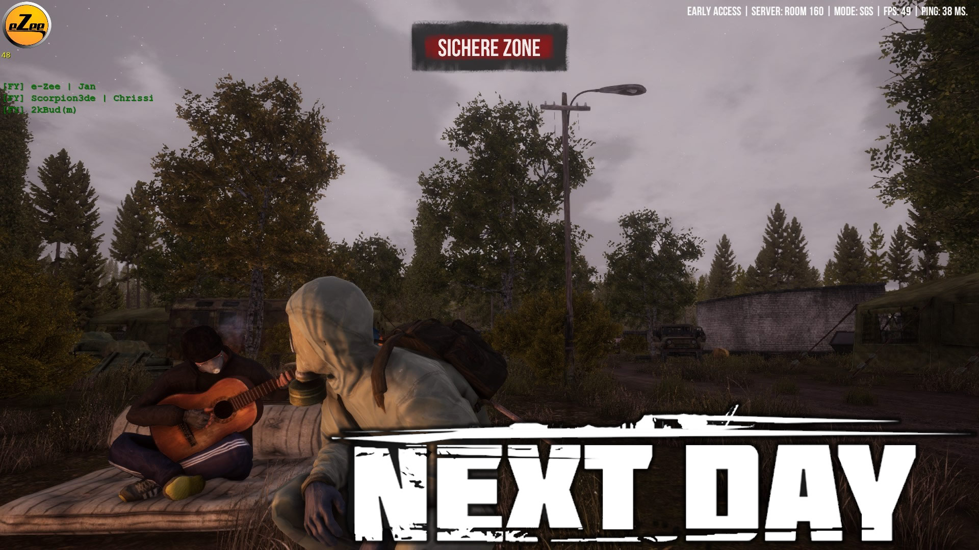 Angespielt: Next Day: Survival