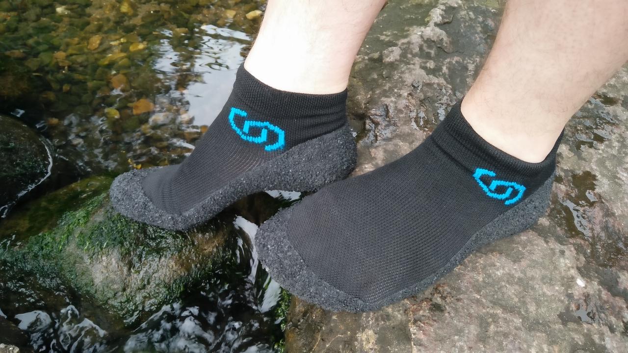 Outdoor-Socken SKINNERS ausprobiert