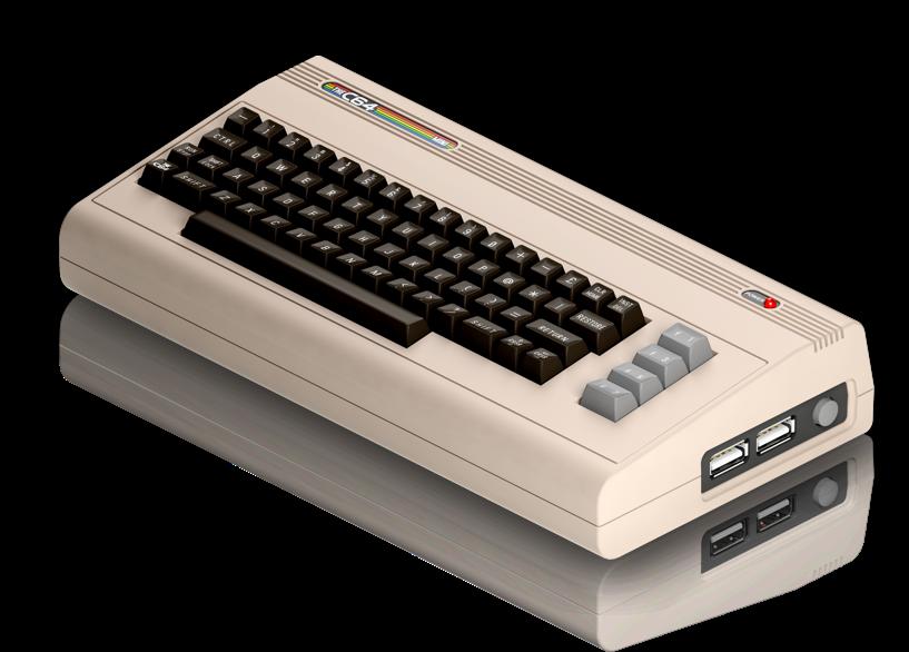 THEC64 Mini angekündigt
