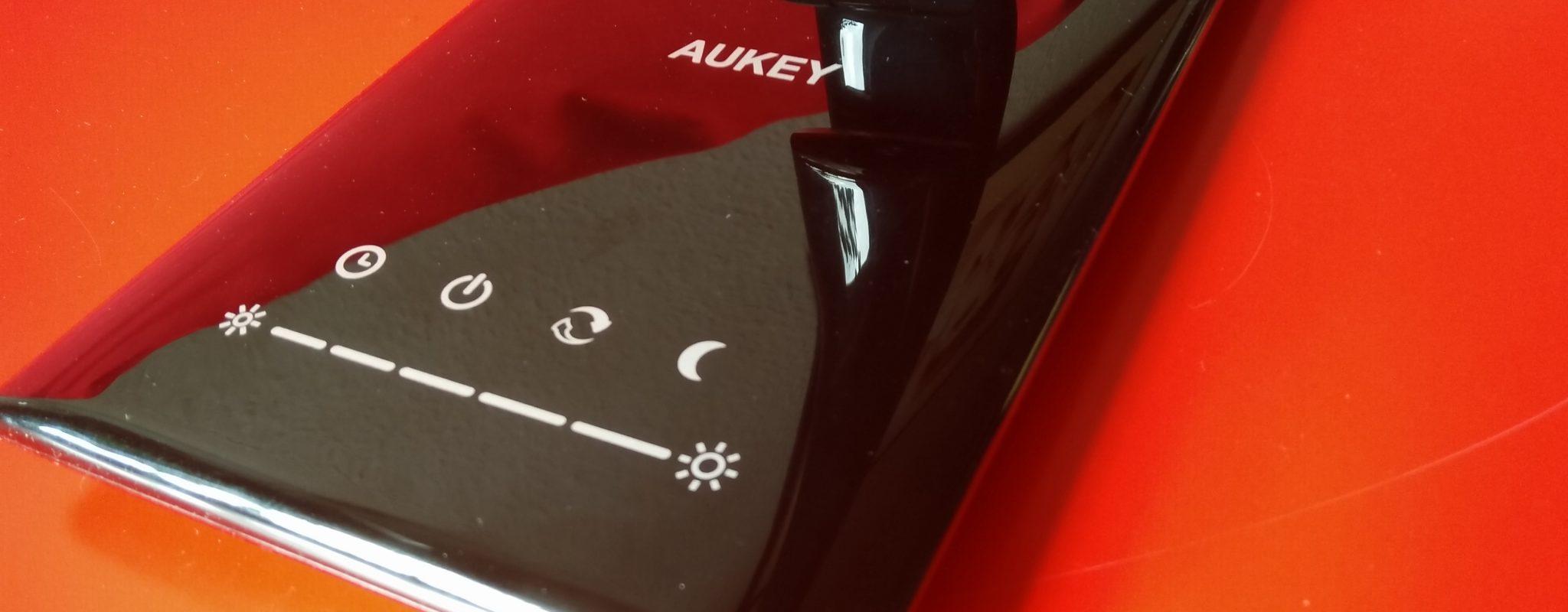 Getestet: AUKEY Schreibtischlampe LT-T10
