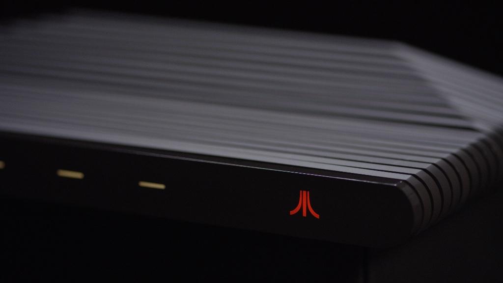 Ataribox Detail Black Edition