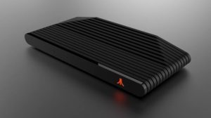 Ataribox Vollansicht Black Edition
