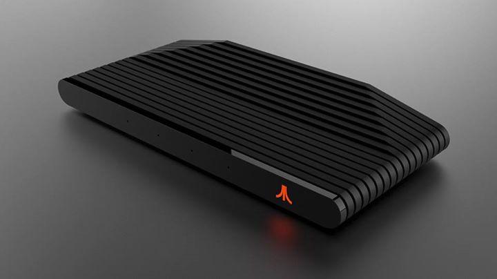 Ataribox Vollansicht Black Edition