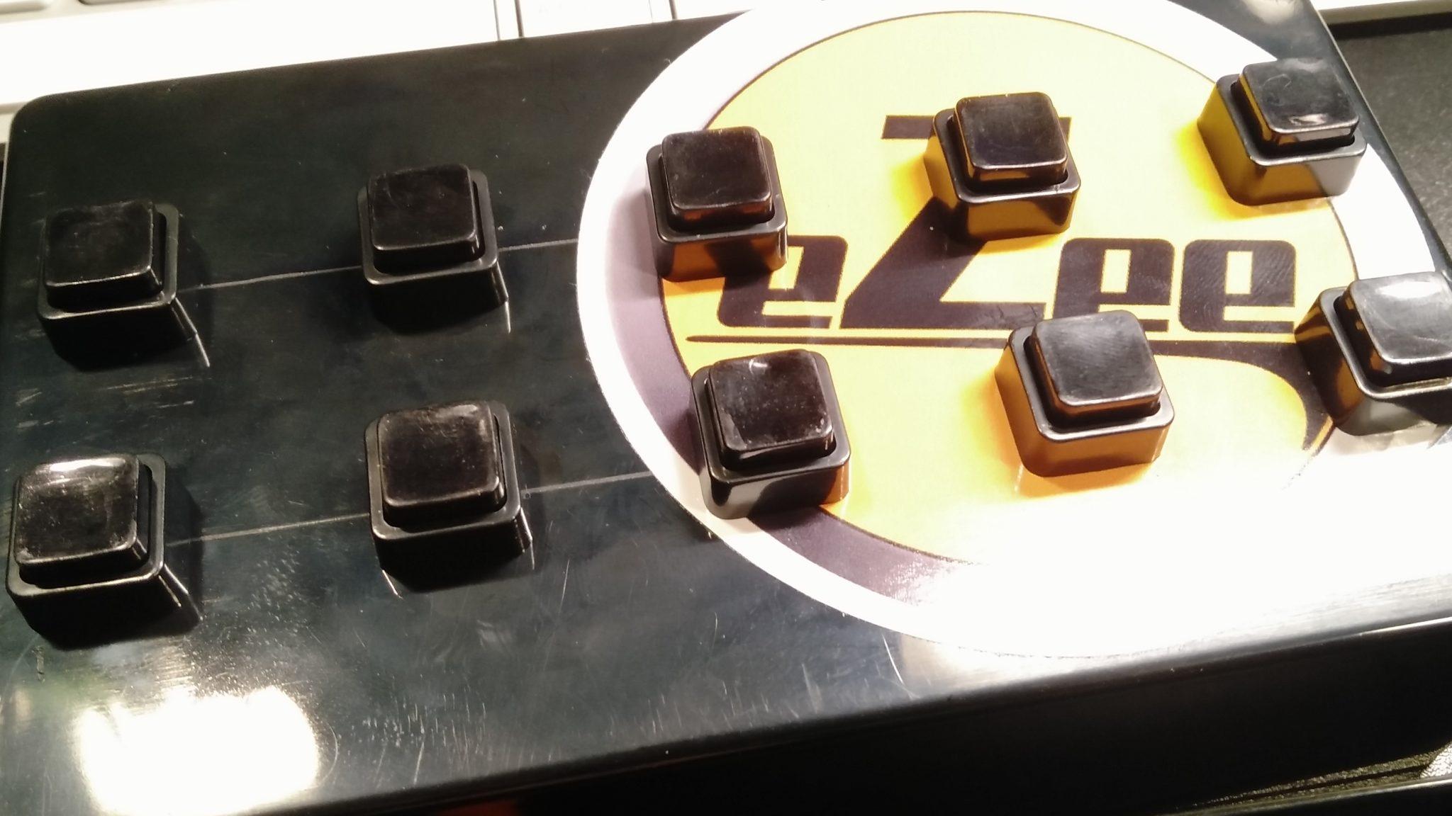 Hotkey-Kasten aka e-Zee Box mit Arduino Micro