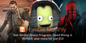 Humble Monthly May 2018