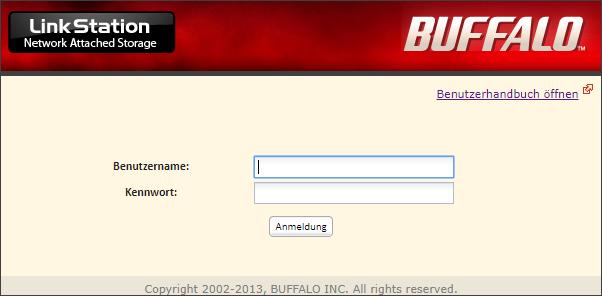 buffalo linkstation ls-wxl custom firmware