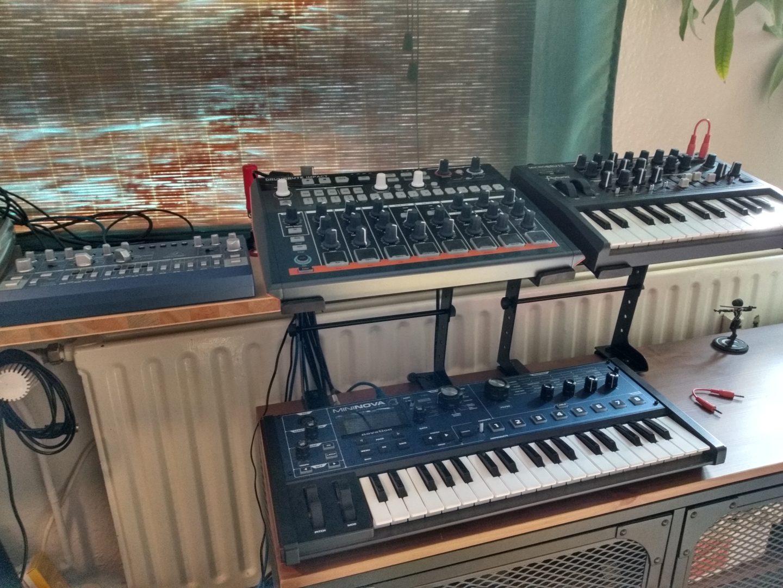 Meine Synthesizer