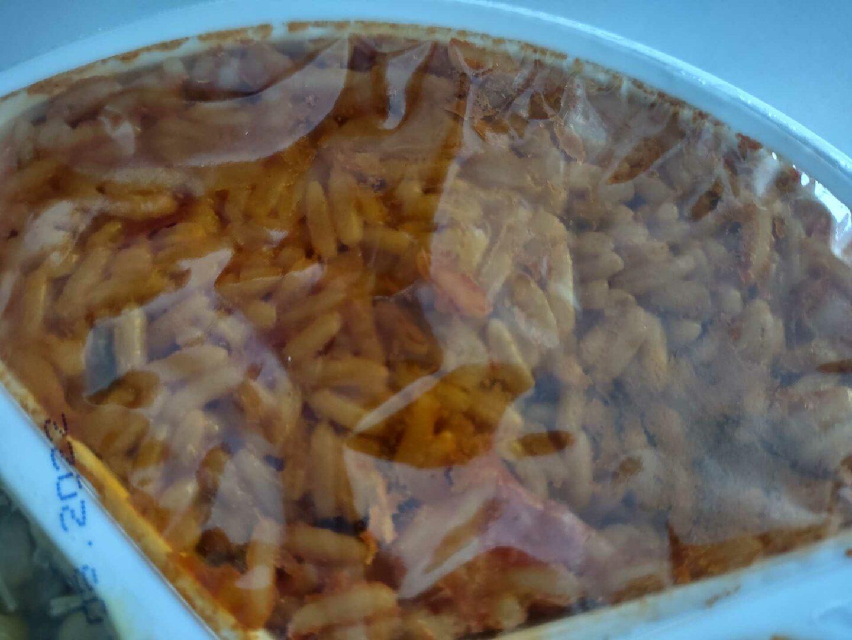 Erasco Gyros Mit Metaxa®-Sauce Reis in Tray