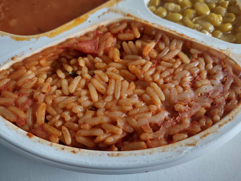 Erasco Gyros Mit Metaxa®-Sauce fertiger Reis in Tray